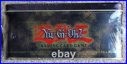 Yugioh 2003 Kaiba Blue Eyes White Dragon Collector Tin New Factory Sealed RARE