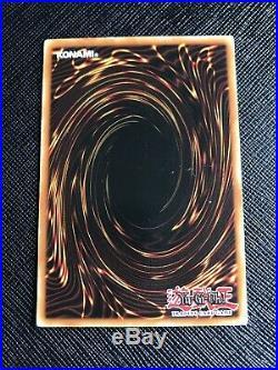 Yugioh Blue-Eyes White Dragon DDS-001 Secret Rare Dark Duel Stories Promo VLP