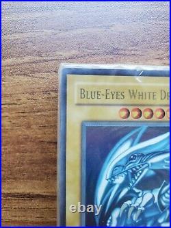 Yugioh Factory Sealed Blue Eyes White Dragon Starter Deck Kaiba English
