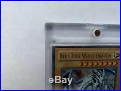 Yugioh LOB-001 1st Edition SDK-001 Blue-Eyes White Dragon Lot