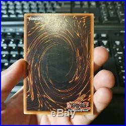 Yugioh LOB Blue-Eyes White Dragon 1st Ed LOB-001 1st Legend of Blue eyes @