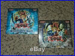 Yugioh Legend Of Blue Eyes White Dragon And Metal Raiders Booster Box (new)