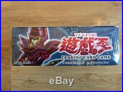 Yugioh Legend of Blue Eyes White Dragon 1st Edition Booster Box (Sealed)