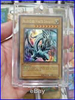 Yugioh Legend of Blue Eyes White Dragon 2002 New MINT 1st Ed. Complete Set Rare