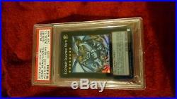 Yugioh Legendary Dragon of White 2013-AE003 PSA 10 Gem Mint for blue eyes fans