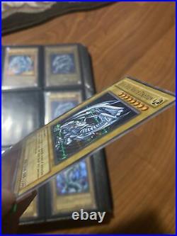 Yugioh Mint Blue Eyes White Dragon DDS-001 PSA Ready
