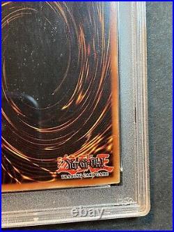 Yugioh PSA 9 Blue-Eyes White Dragon LOB-001 1st Edition Ultra Rare English WAVY
