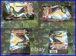 Yugioh Starter Deck Kaiba 2002 European Amazing Condition Blue Eyes White Dragon