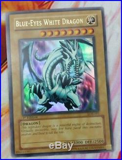 Yugioh legend of blue eyes white dragon Full 1st Edition set