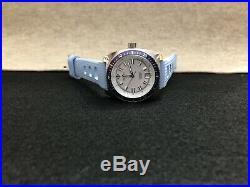 Zodiac sea dragon unisex blue watch